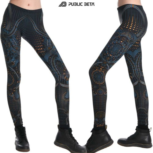 Autonom UV D77 - Leggings by Public Beta Wear