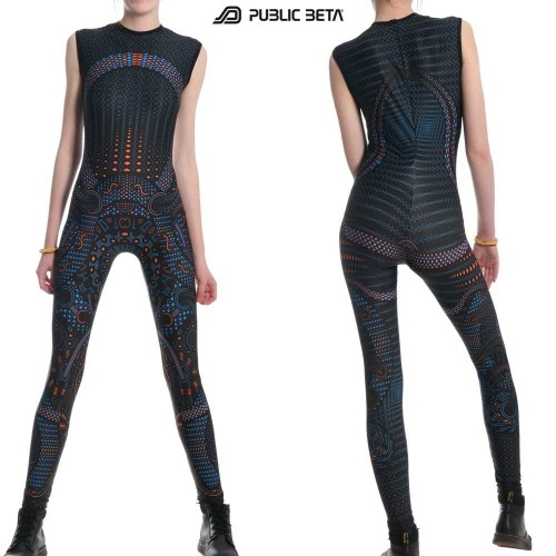 Jumpsuit UV Active / Shield / D77 Autonom
