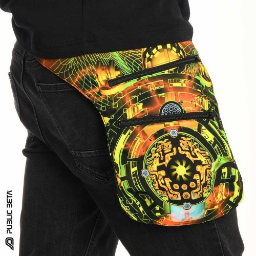 Zion UV D123  Belt Bag / Psywear