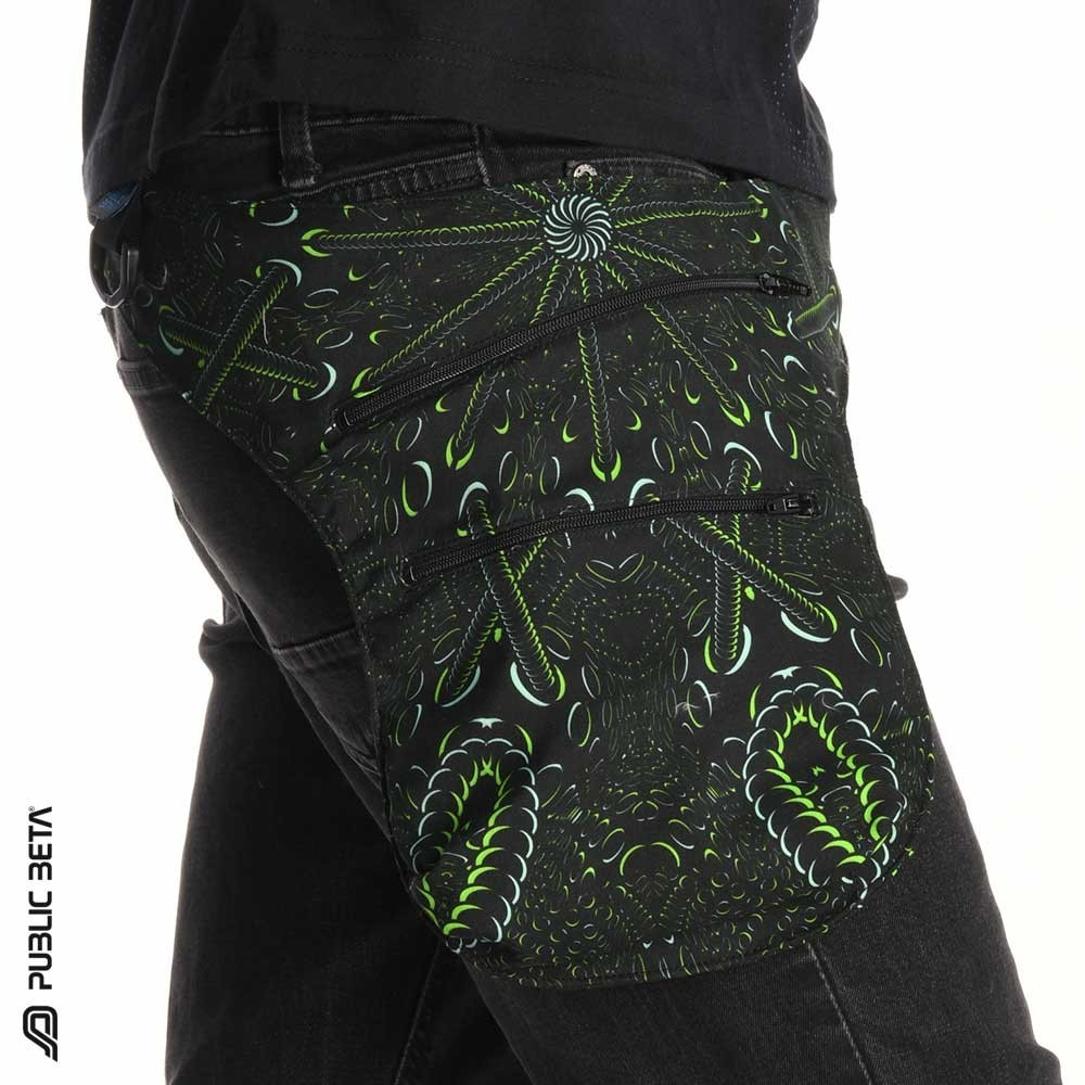 Psycrifise UV D125 Pocket Belt / Psywear