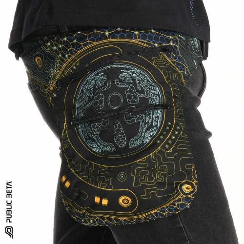 Mental Diver UV D10 Belt Bag /Psywear