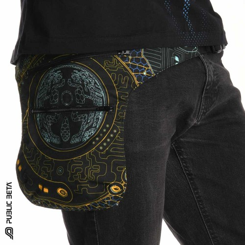 Mental Diver UV D10 Belt Bag /Psywear