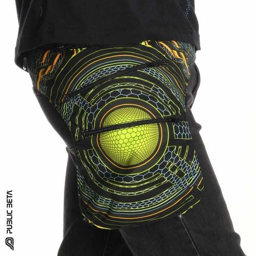 Trancemitter UV D48 Pocket Belt