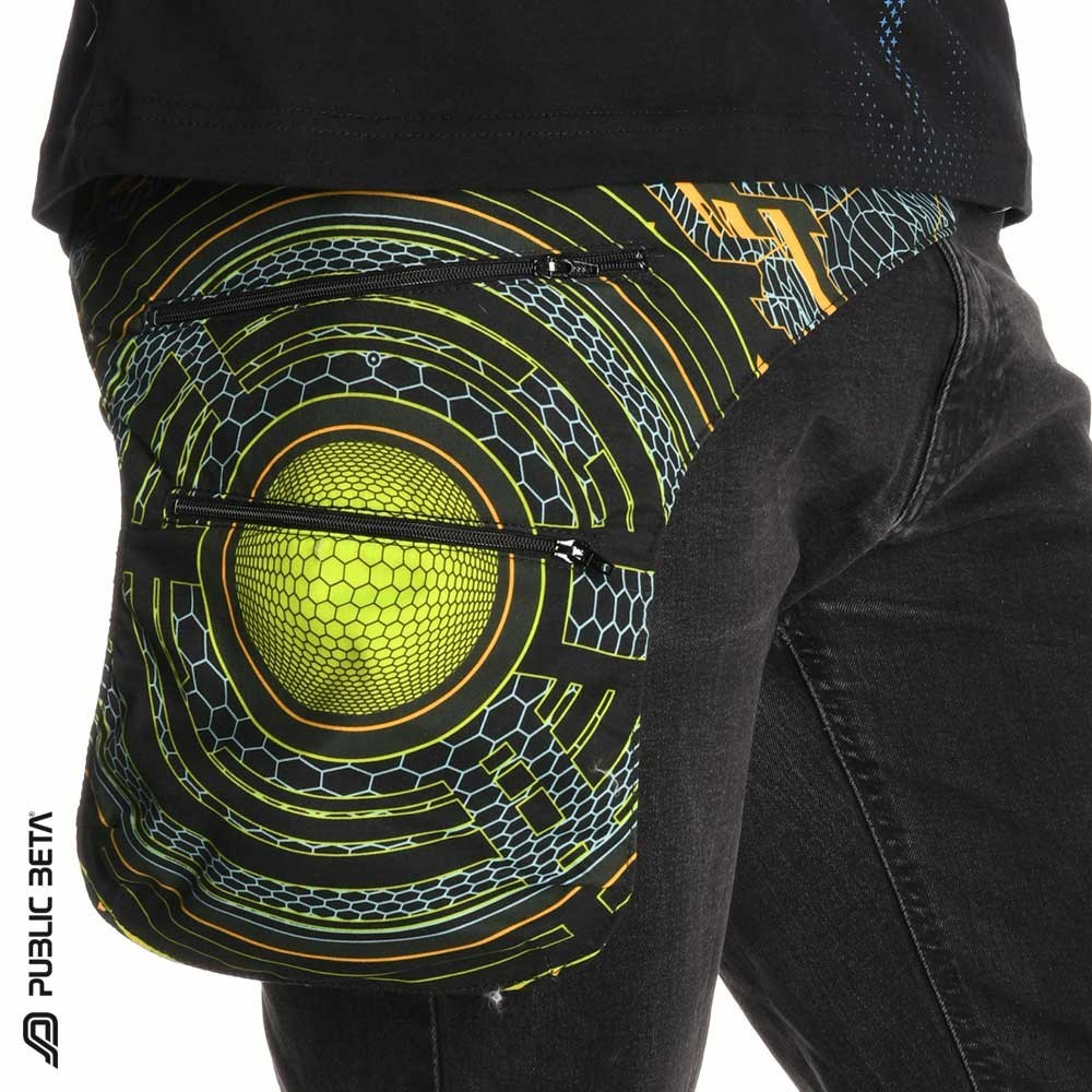Trancemitter UV D48 Pocket Belt
