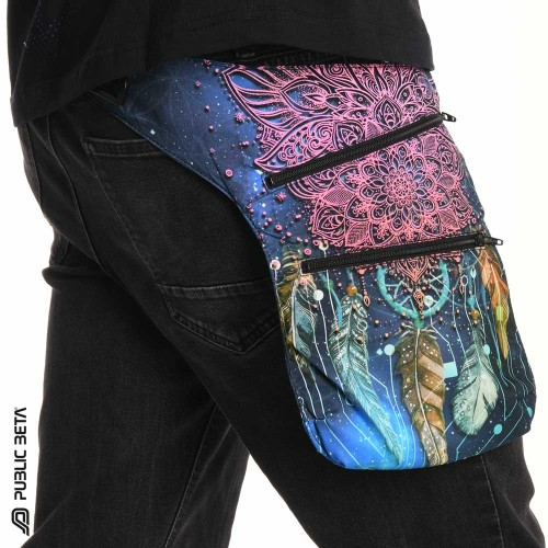 Glow UV D130 Pocket Belt / Psywear