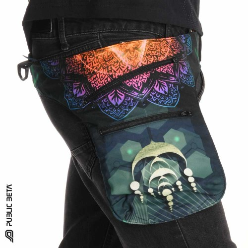 TechnoLog UV D128 Pocket Belt / Psywear