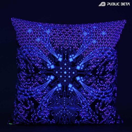 Blacklight Pillow Case