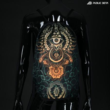 Blacklight Psywear. Backpack