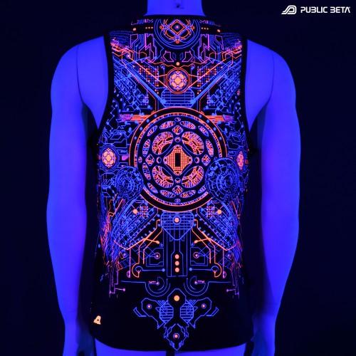 Blacklight T-Shirt.