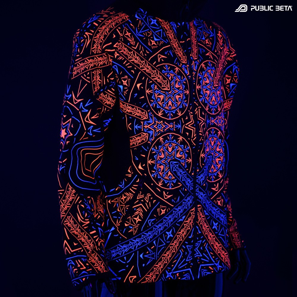 Blacklight Psywear