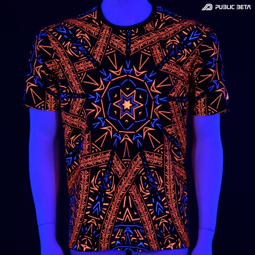 Blacklight T-Shirt.