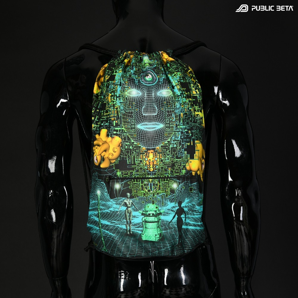 Innerverse D138 UV / Blacklight Backpack