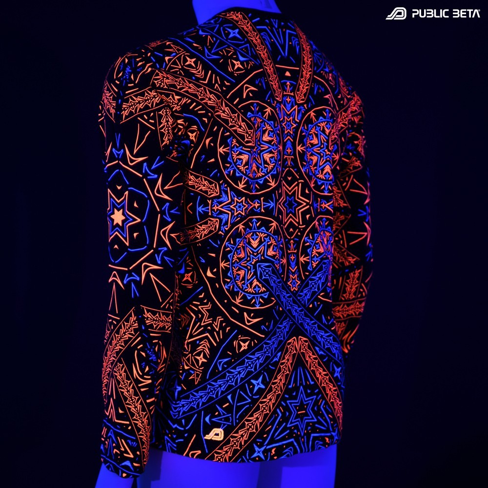Fortune Teller  D141UV/ Longsleeve Shirt