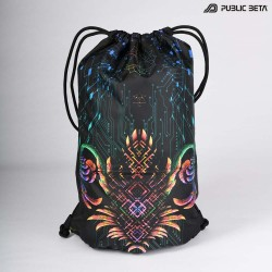 Supernatural D136 UV / Glow in Blacklight Backpack