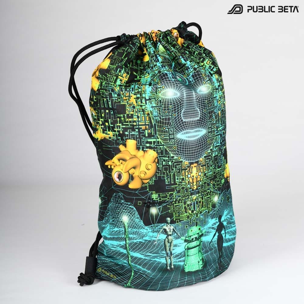 Innerverse D138 UV / Blacklight Backpack