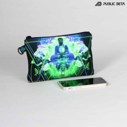 Glow in Blacklight Psywear Accessories Case