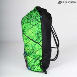 Glow in Blacklight Drawstring Backpack / Native D81 UV
