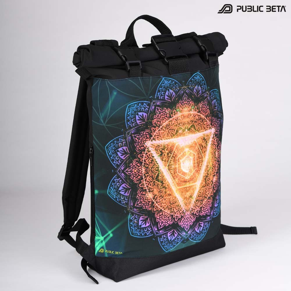 Backpack with Roll-Top / TechnoLog UV D128