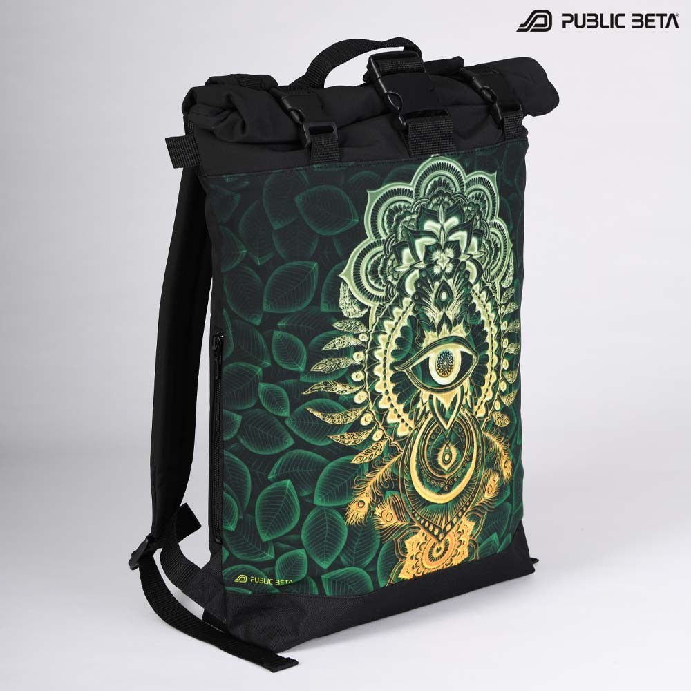 Backpack with Roll-Top / CivilEye UV D129