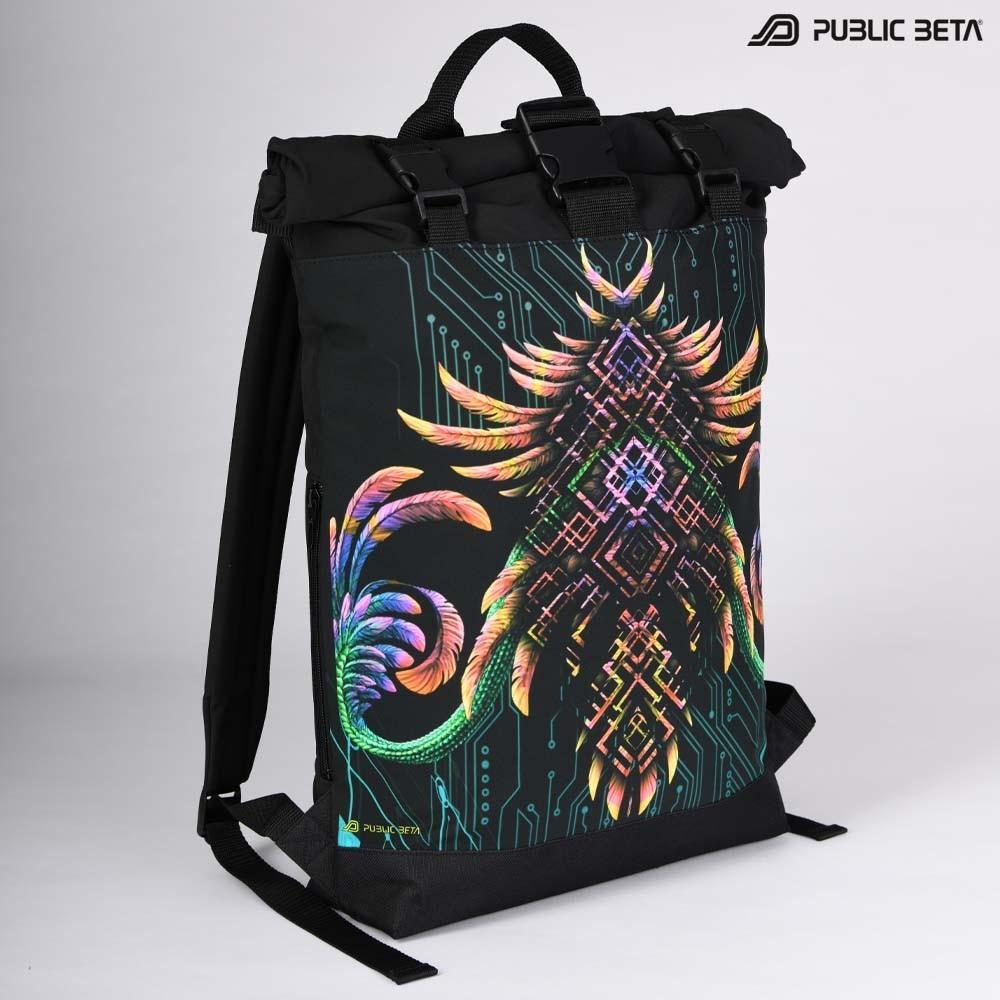 Roll-Top Backpack / Supernatural UV D136
