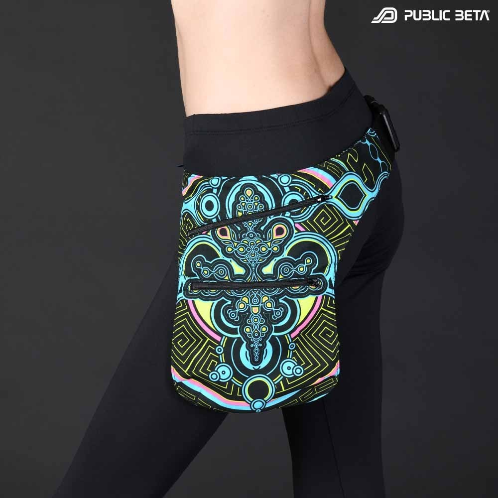 Pocket Belt  - Essential for Psytrance Festivals and Parties