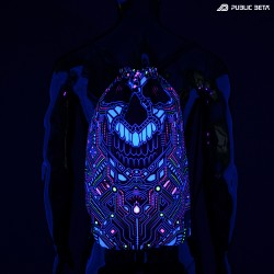 BOT D121 UV / Blacklight Backpack