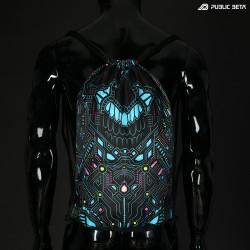 Psywear Accessories. Glow in Blacklight Prints.