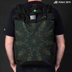 Roll-Top Backpack / Psycrifise UV D125