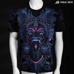 Kali - Psychedelic Blacklight wear