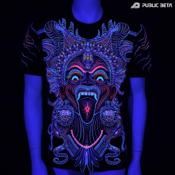 Kali - Psychedelic Blacklight wear