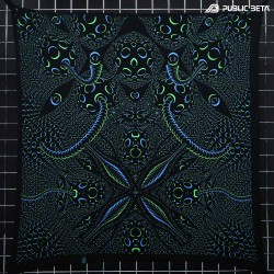 Psycrifise - Pstchedelic Trance Blacklight design