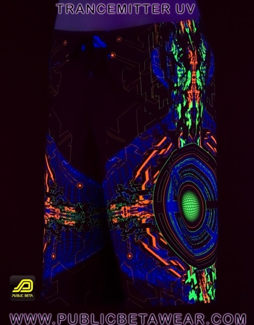 Trancemitter UV D48 Boardshorts
