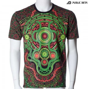 Psychedelic Blacklight T-Shirt