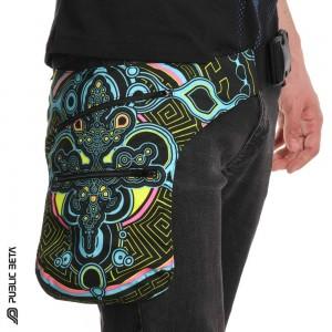 Glow in Dark Belt Bags